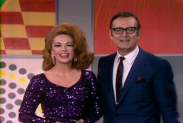 Host Steve Allen and Jayne Meadows on Steve Allen Comedy Hour Footage