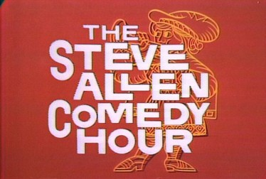 Steve Allen Comedy Hour Library Footage