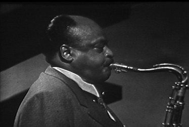 Ben Webster Footage from The Subject Is Jazz