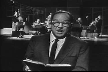 Langston Hughes Footage from The Subject Is Jazz