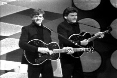 Everly Brothers Footage from Swingin' Time