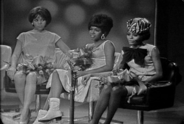 Supremes Footage from Swingin' Time