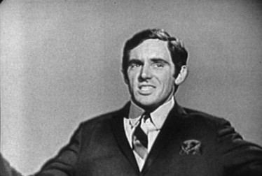 Anthony Newley Footage from Celebrity Talent Scouts
