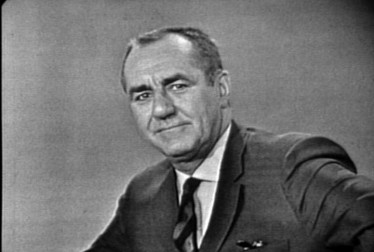 Jim Backus on Celebrity Talent Scouts Footage