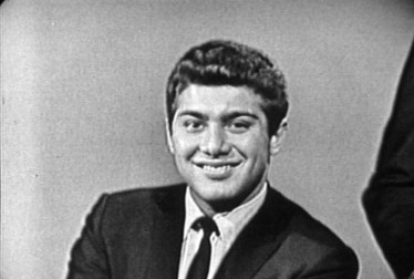 Paul Anka Footage from Celebrity Talent Scouts