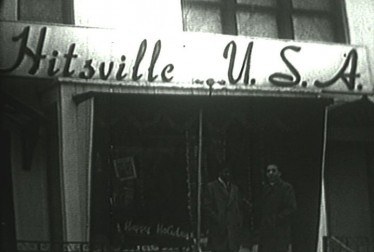 Hitsville USA Footage from Teen Town