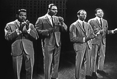 Smokey and the Miracles Footage from Teen Town