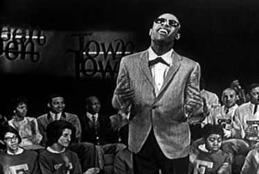 Stevie Wonder Footage from Teen Town