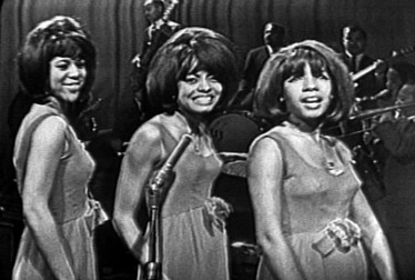 Supremes Footage from Teen Town