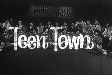 Teen Town Library Footage