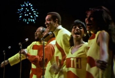 The 5th Dimension Footage from Kraft Music Hall