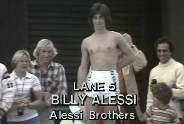 The Alessi Brothers Footage from Rock'n Roll Sports Classic