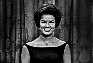 Anita Bryant Footage from George Gobel Show