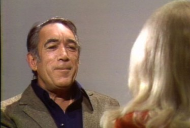 Anthony Quinn Footage from Kraft Music Hall