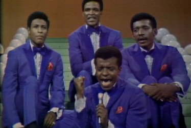 Anthony and the Imperials Footage from Kraft Music Hall