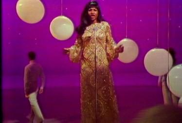 Aretha Franklin Footage from Kraft Music Hall