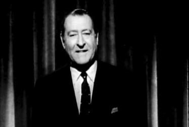Arthur Treacher Footage from George Gobel Show
