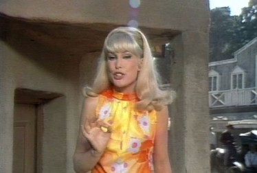 Barbara Eden Footage from Kraft Music Hall