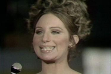 Barbara Streisand Footage from Kraft Music Hall