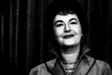 Bea Arthur Footage from George Gobel Show