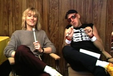 Cheap Trick Footage from Saturday Night At The Video