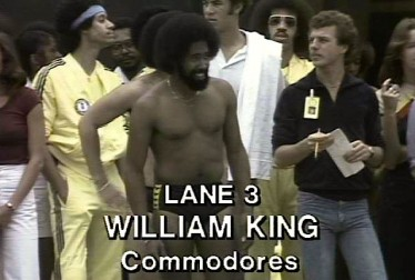 The Commodores Footage from Rock'n Roll Sports Classic