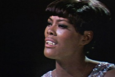 Dionee Warwick Footage from Kraft Music Hall