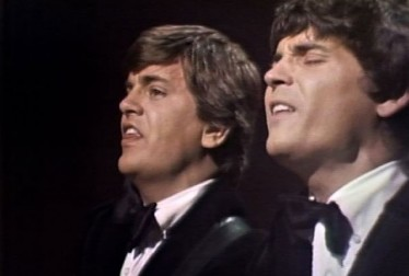 The Everly Brothers Footage from Kraft Music Hall