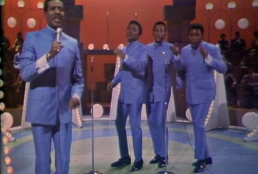The Four Tops Footage from Kraft Music Hall