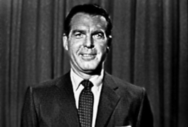 Fred MacMurray Footage from George Gobel Show