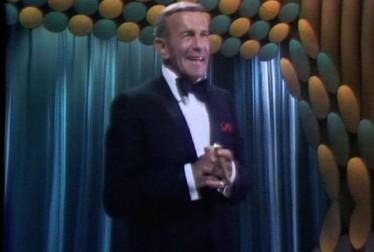George Burns Footage from Kraft Music Hall