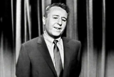 George Gobel on George Gobel Show Footage