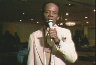 Hank Ballard Footage from Saturday Night At The Video