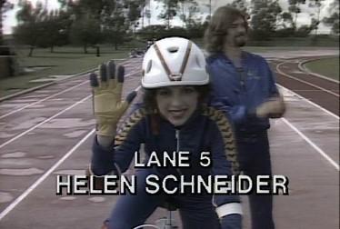 Helen Schneider Footage from Rock'n Roll Sports Classic