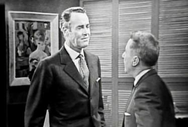 Henry Fonda Footage from George Gobel Show