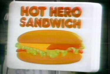 Footage from Hot Hero Sandwich