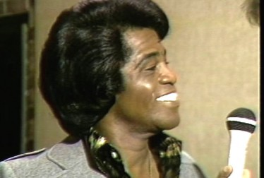 James Brown Footage from Saturday Night At The Video