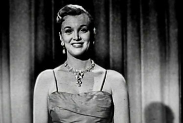 Jan Sterling Footage from George Gobel Show