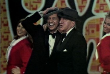 Jimmy Durante and Don Knotts Footage from Kraft Music Hall