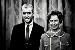 Jimmy and GloriaStewart