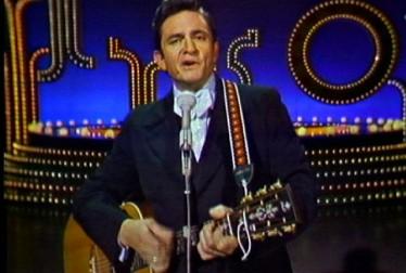 Johnny Cash Footage from Kraft Music Hall