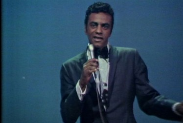 Johnny Mathis Footage from Kraft Music Hall