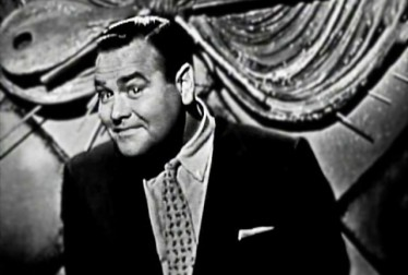 Jonathan Winters Footage from George Gobel Show