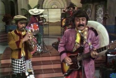 Baja Marimba Band Footage from Kraft Music Hall
