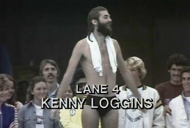 Kenny Loggins Footage from Rock'n Roll Sports Classic