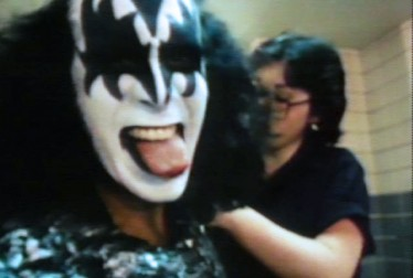 Gene Simmons Footage from Hot Hero Sandwich