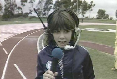 Kristy McNichol Footage from Rock'n Roll Sports Classic