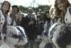 Kristy McNichol, Alex Karras and the Dallas Cowboy Cheerleaders