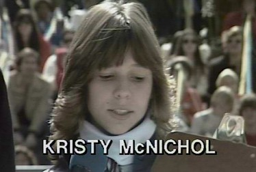 Kristy McNichol2 Footage from Rock'n Roll Sports Classic