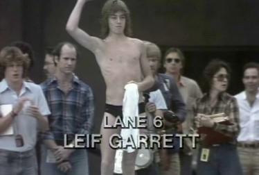 Leif Garrett Footage from Rock'n Roll Sports Classic